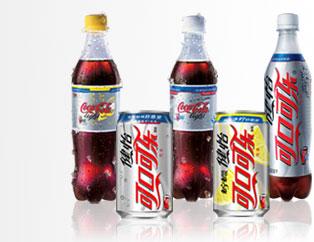 排名第三的软饮料.经典的口味与几乎零卡路里的完美组合,令